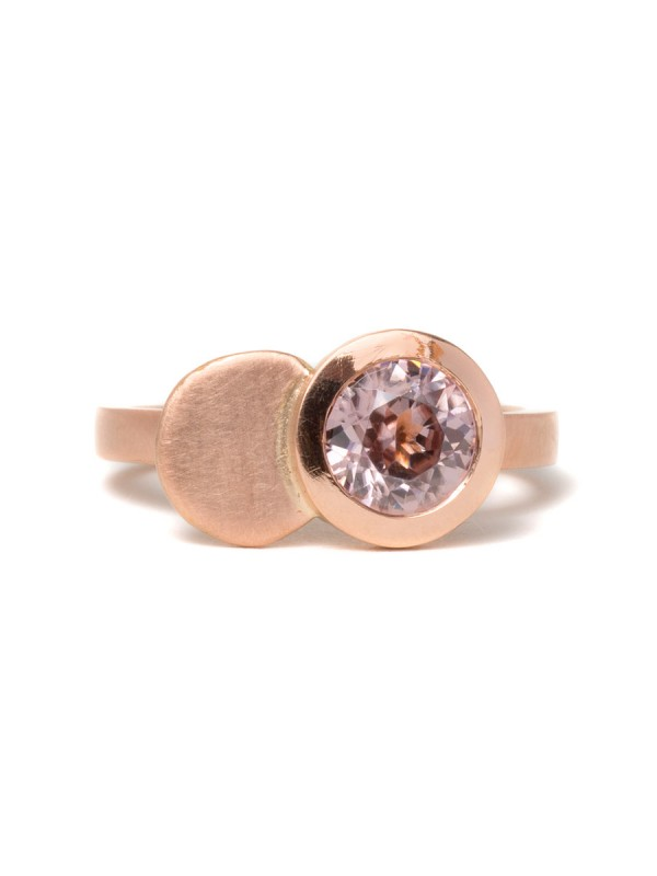 Peachy Keen Ring