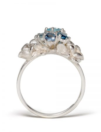 Forget Me Not Giardinetti Ring – Blue