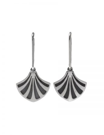 Jubilee Hook Earrings - Silver