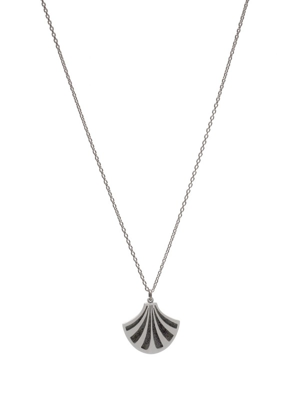 Jubilee Necklace – Silver