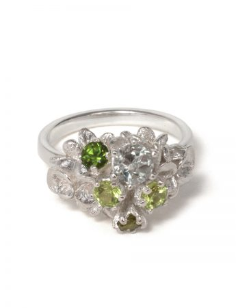 Giardinetti Ring - Moss Green