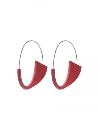 Suki Earrings - Red