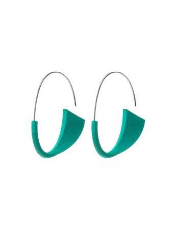 Suki Earrings - Teal