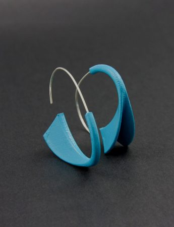 Suki Earrings - Turquoise Colour