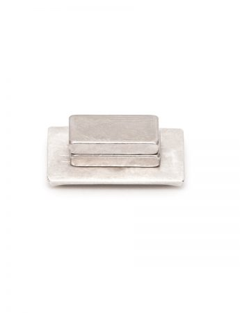 Love Letter Brooch – Silver