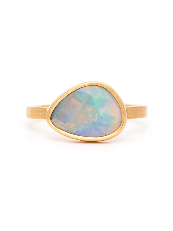 Horizon Opal Ring