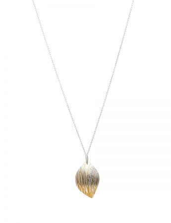 Bushland Necklace - Silver & Gold