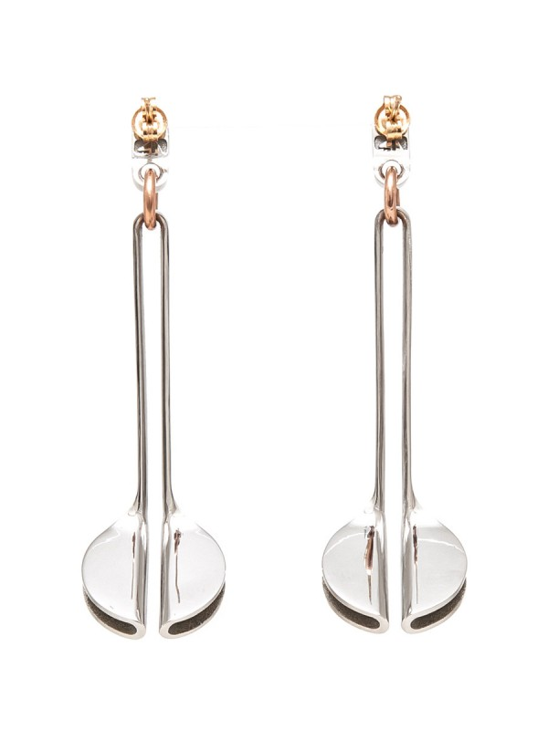 Enfold Earrings