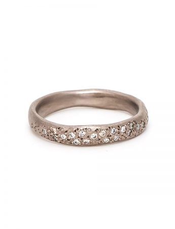Heavens Ring - White Gold & Diamonds