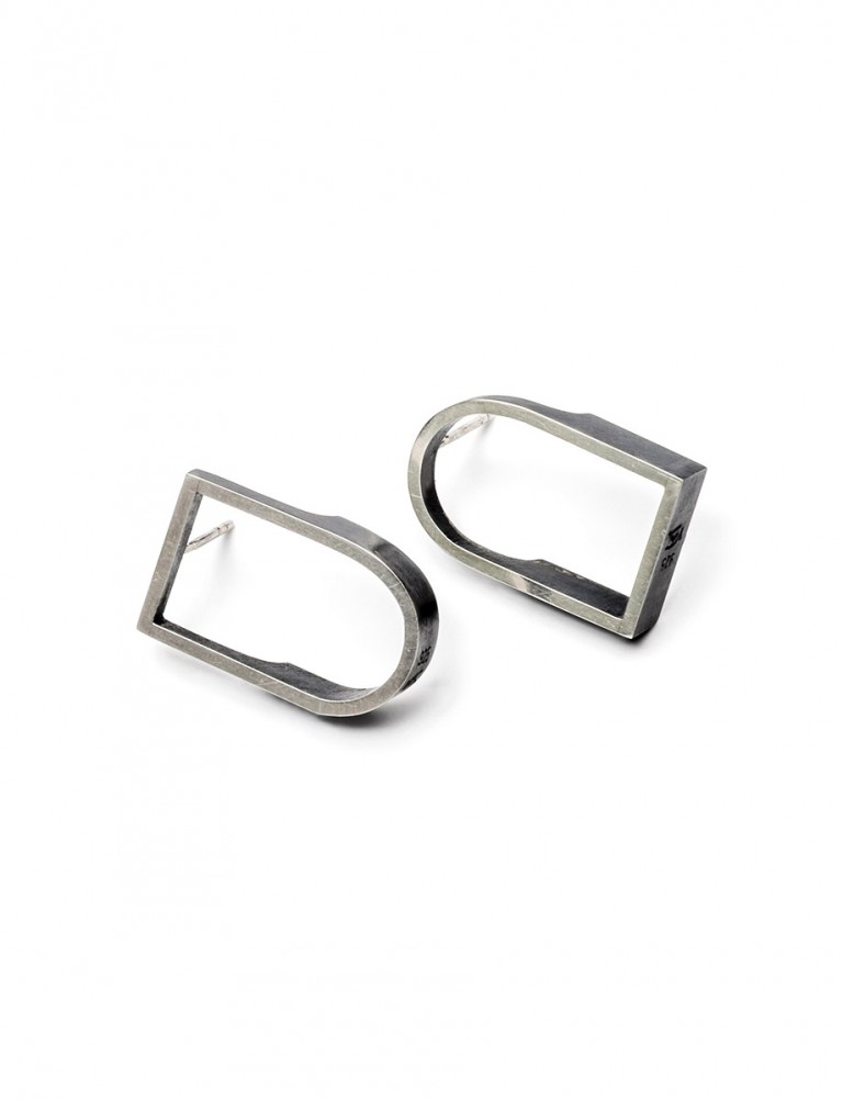 Arch Outline Earrings