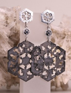 Dark Waters Earrings - Aurelia Yeomans - Instamood