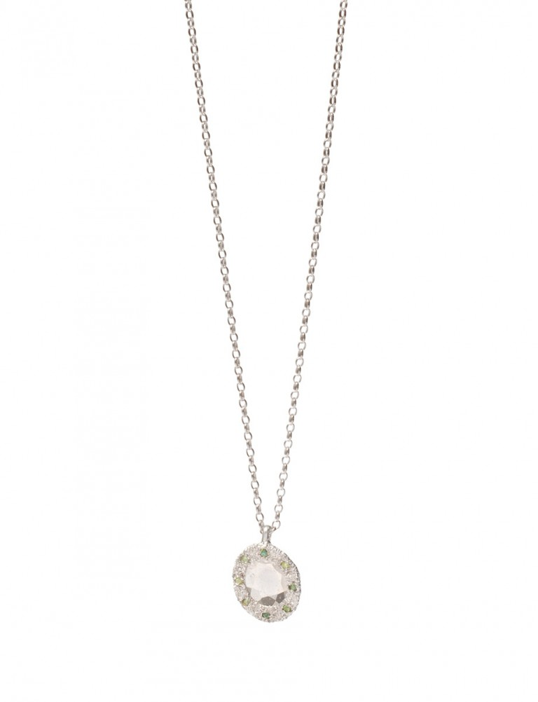 Lost Sapphire Necklace