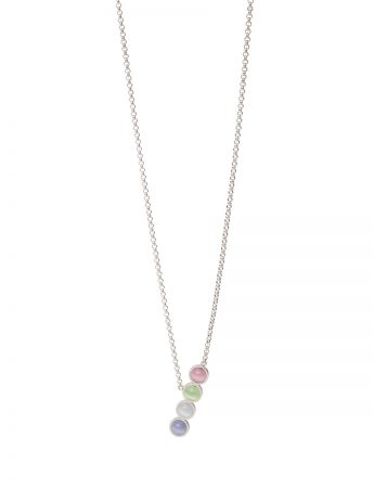 Chromatic Sphere Necklace - Multicolour