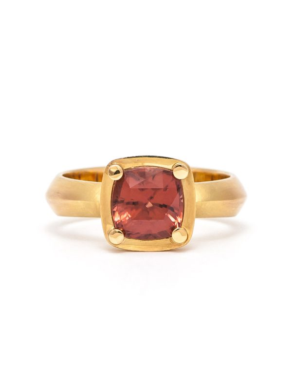 Limerence Ring – Rust Tourmaline