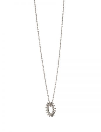 Whirlpool Necklace - Silver
