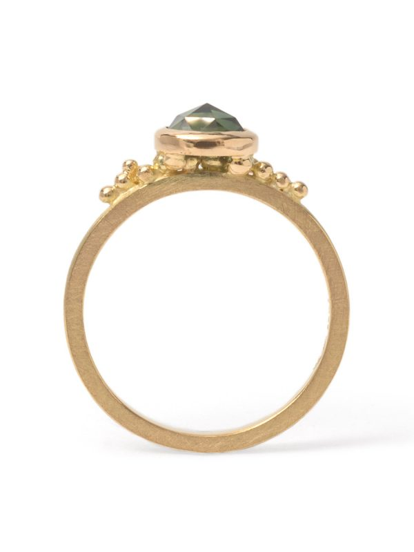 Buoyancy Ring – Parti Sapphire