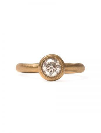 Sunrise Ring - Diamond