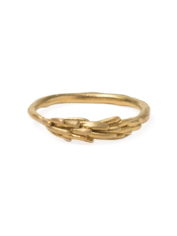 Wreath Ring – Yellow Gold