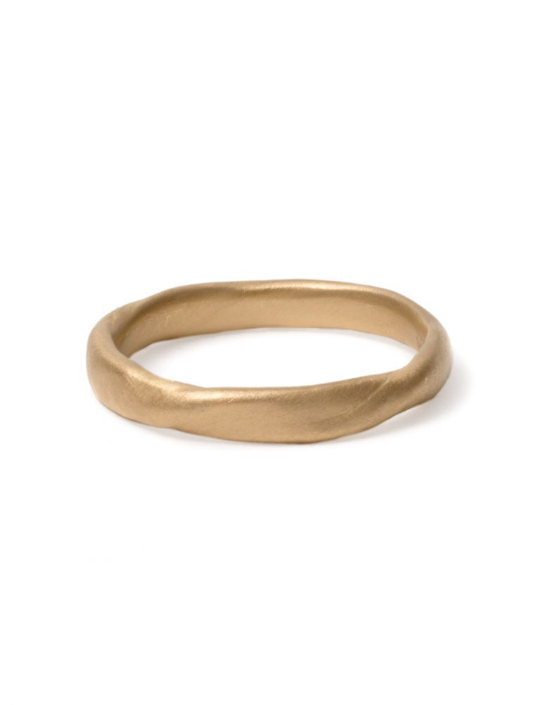Zephyr Ring – Yellow Gold