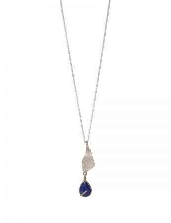 Mantle Drop Necklace - Lapis Lazuli