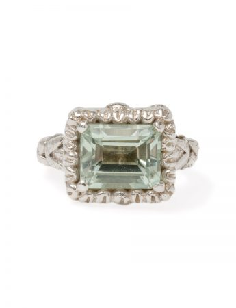 Maria Sibylla Ring - Mint Quartz