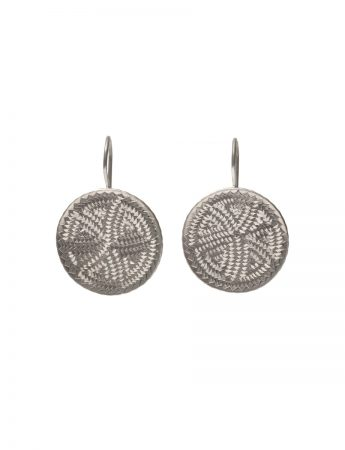 Pie Earrings - Small