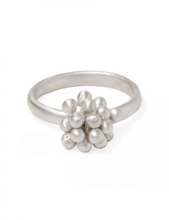 Posy Ring - Silver