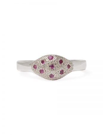Seeds Ring - Pink Sapphire