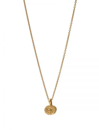 Vision Pendant Necklace - Gold