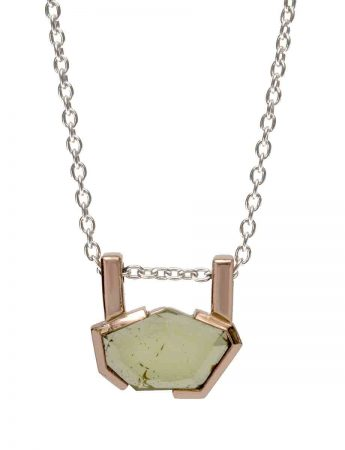 Agility Necklace - Peridot