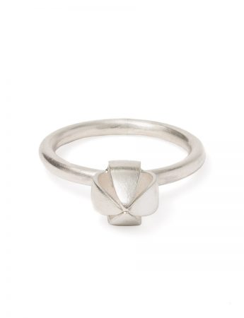 Boronia Bud Ring - Silver