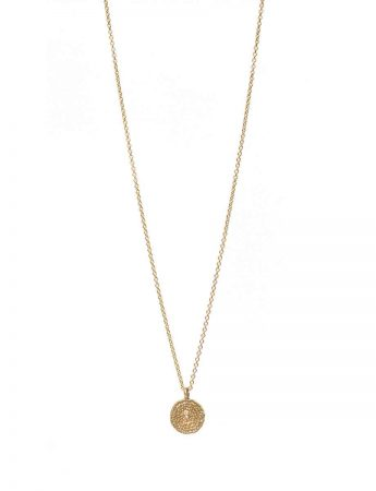 Continuum Necklace - Gold