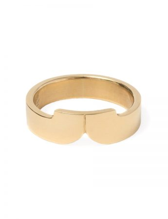 Curve Ring - Gold