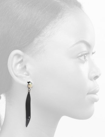 Flourish Momo Opal Earrings