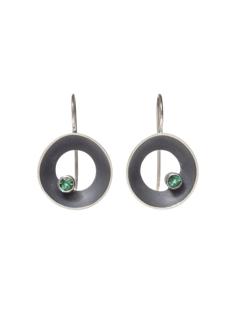 Periwinkle Hook Earrings – Tourmaline