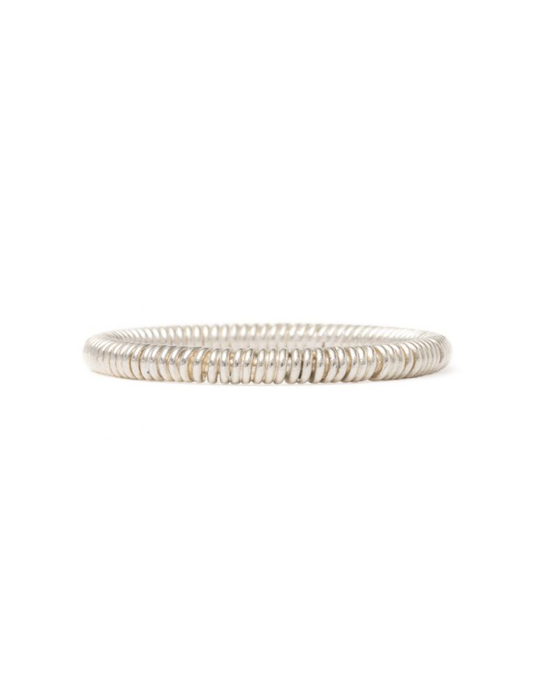 Rope Ring – Silver