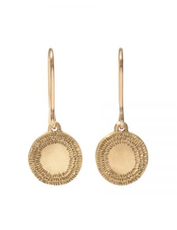 Hook Earrings - Gold