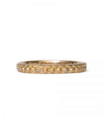Textura Hannah Ring - Diamond