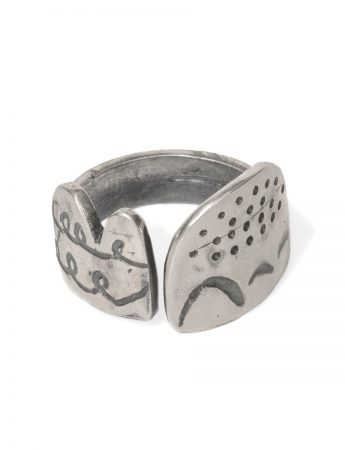 Night Sky Ring – Silver