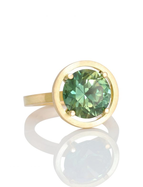 Poise Ring – Parti Sapphire
