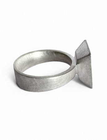 Perspective Ring - Silver