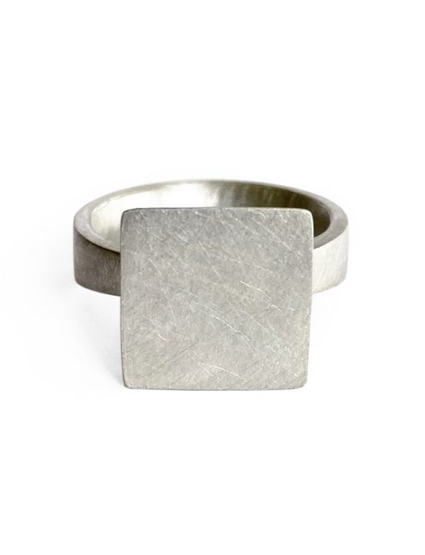 Perspective Ring – Silver