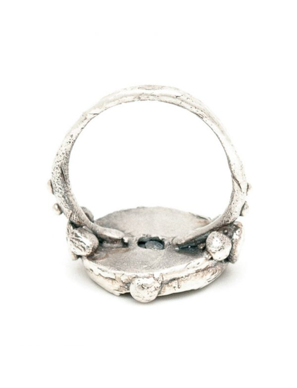 High Priestess Of Managing It All Ring – Silver