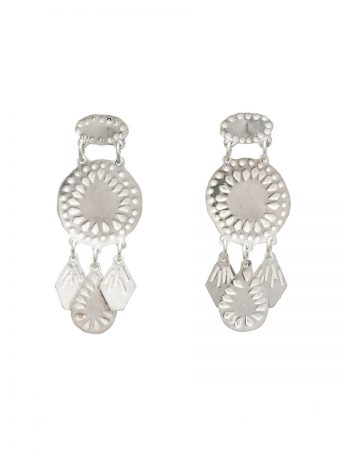Memory Earrings - Silver