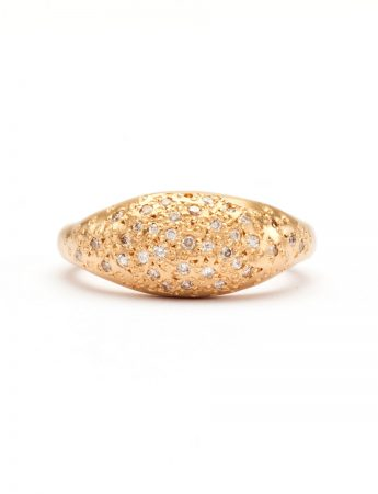 Glitterbomb Diamond Ring