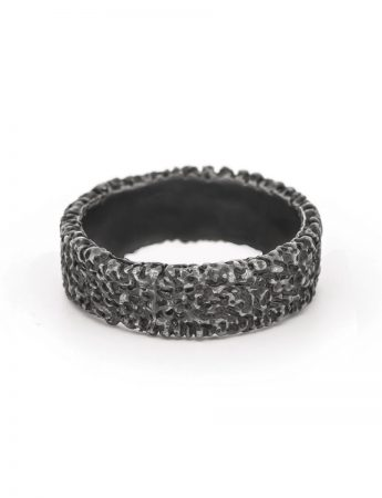 Eroded Ring - Black