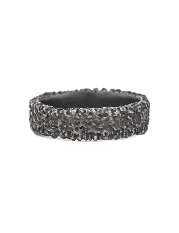 Eroded Ring – Black