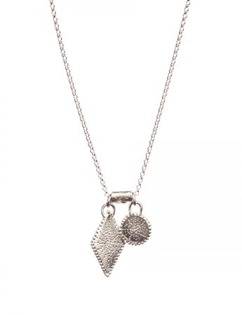 Written in the Stars Necklace – Silver