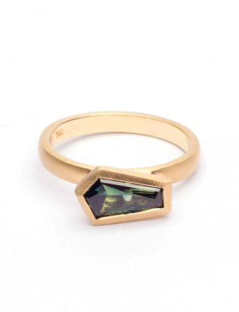 Treetops Ring - Parti Sapphire