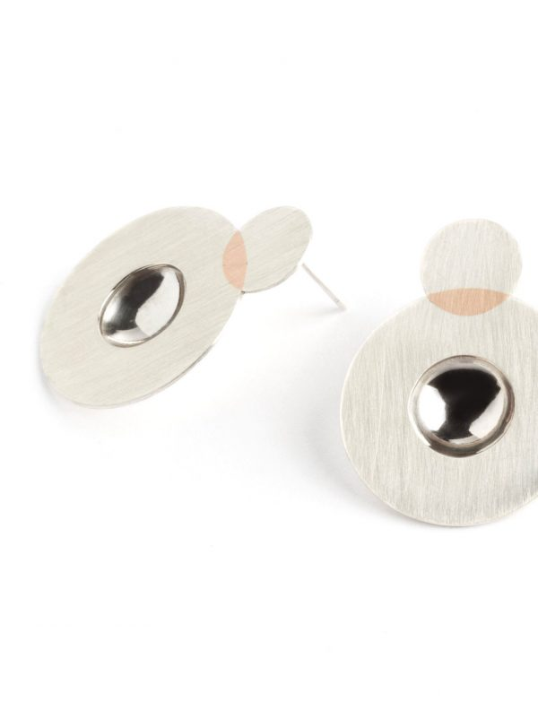 Overwhelmed with Grief Earrings